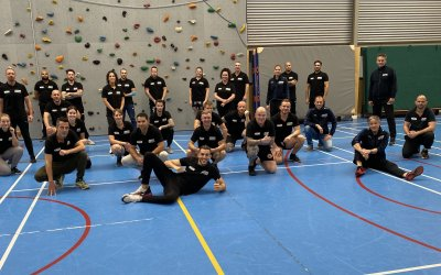 Opleiding Trainer-Coach 2 Kickboksen van start